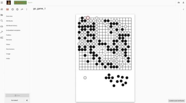 A Novel Game of Go-1-1