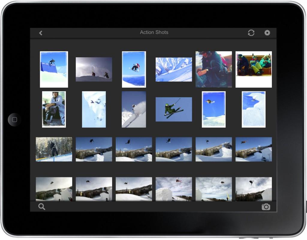 Enterprise DAM mobile App Android