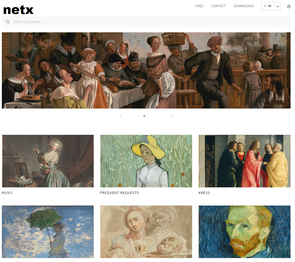 NetX Brand Portal