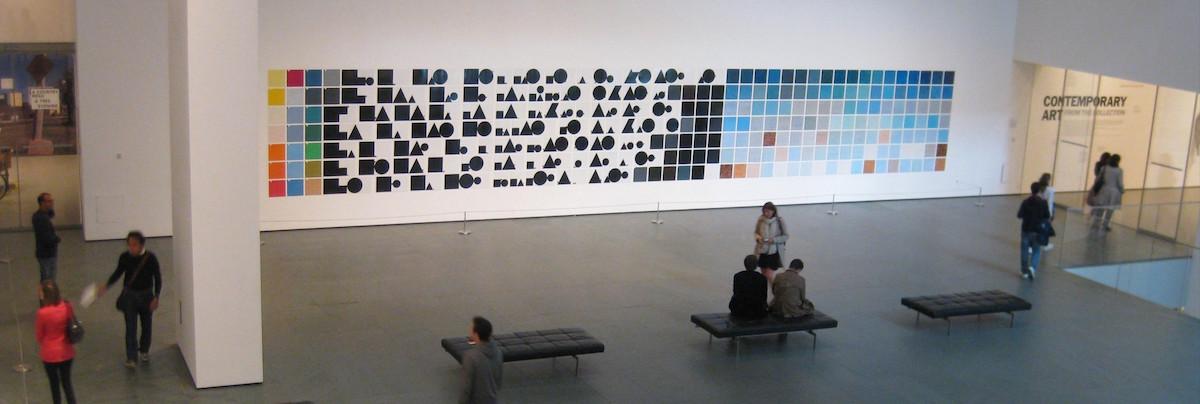 MoMA digital asset management new york