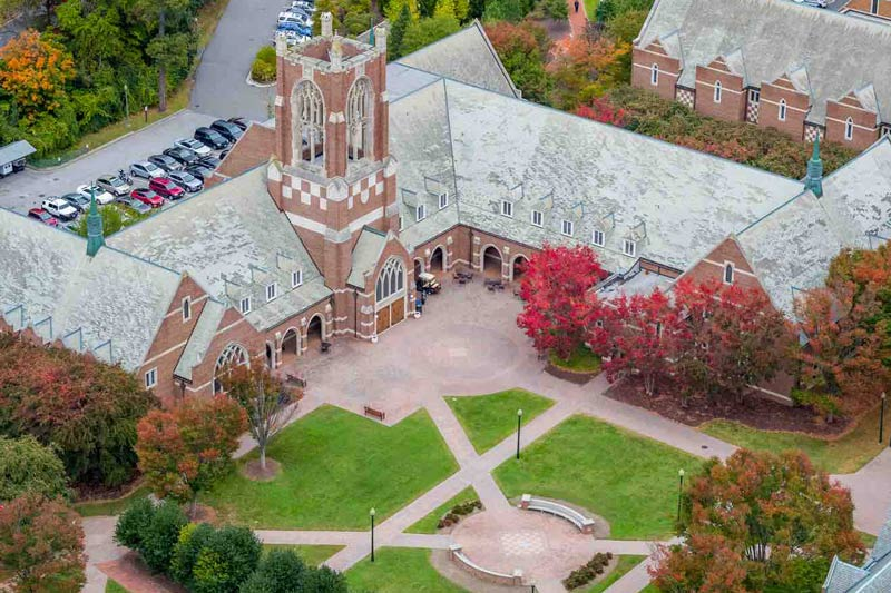 university of richmond digital asset management case study