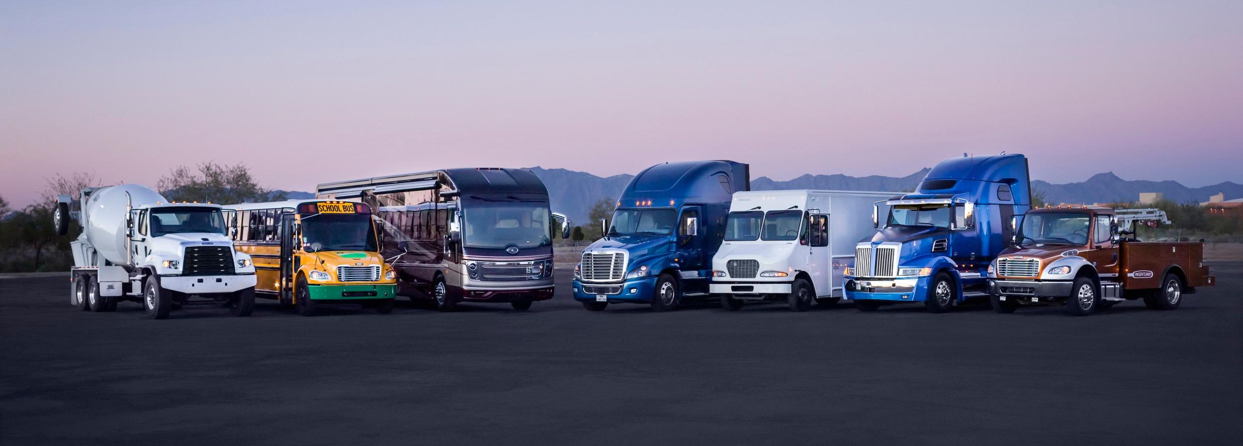 Daimler Trucks North America