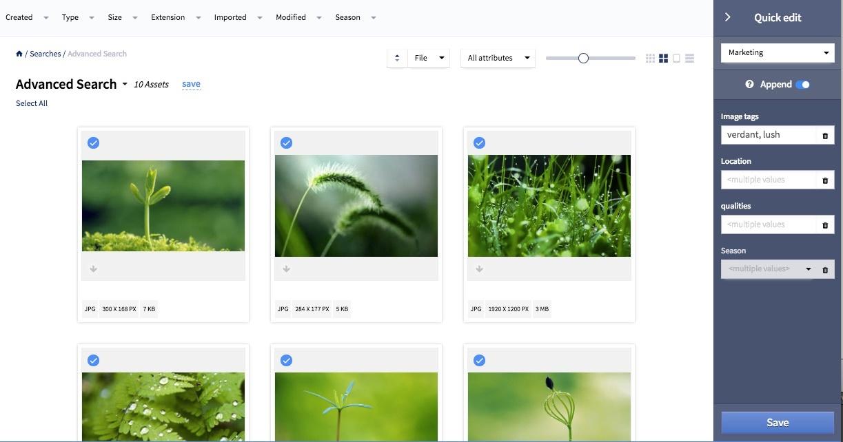user attribute sets, dam metadata standards, dam metadata best practices