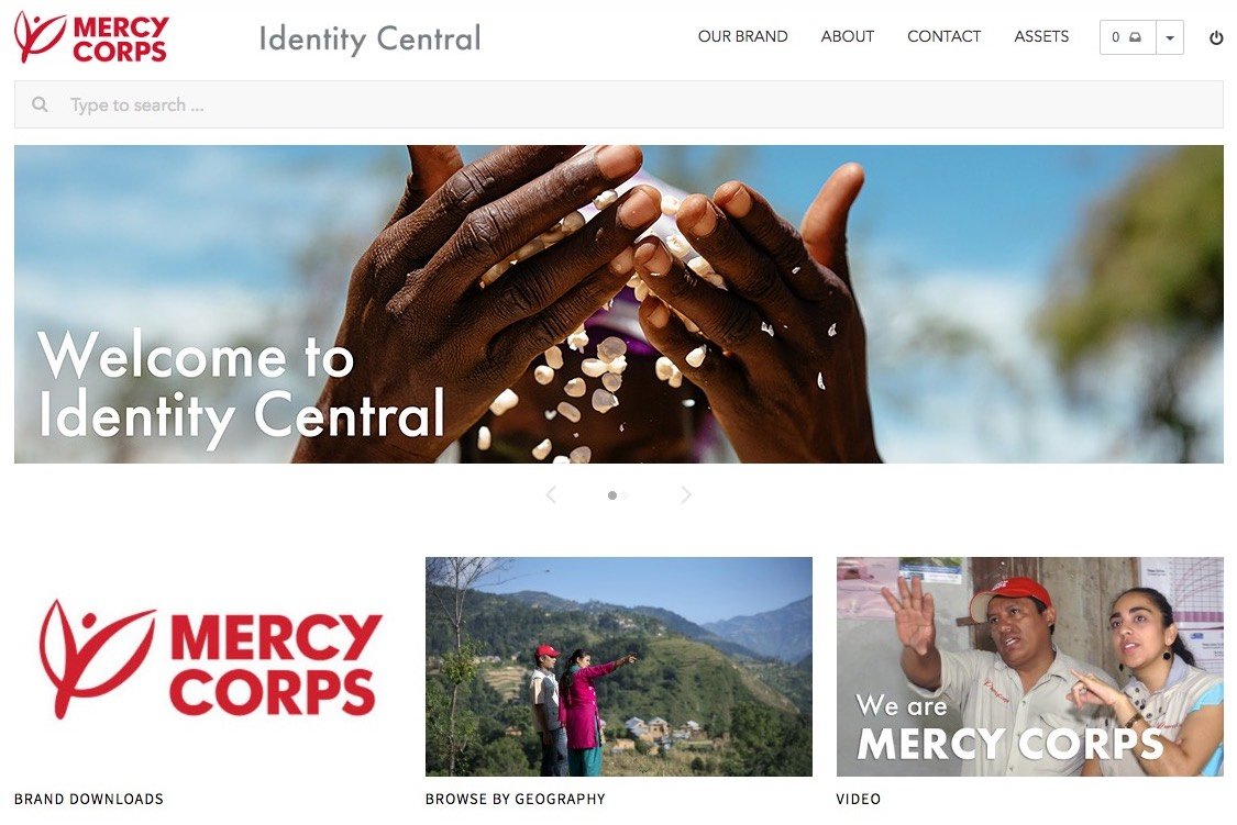 Brand Asset Management Mercy Corps Crop